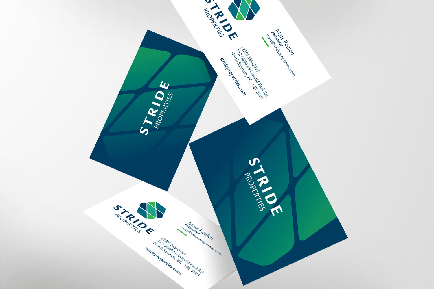 Stride_BizCards